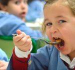 Menús de comedores escolares para marzo de 2021