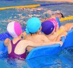 Actividade de Natación en Rías do Sur para o curso 21-22