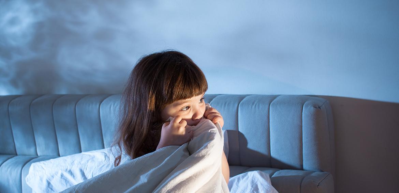 Cómo Manejar los Miedos de Nuestros Hijos