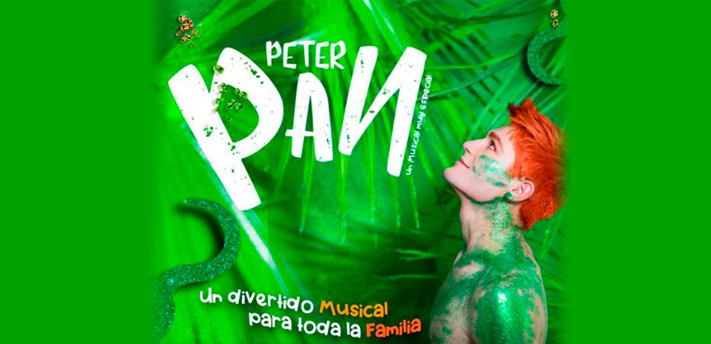 """Ven coa ANPA a ver """"Peter Pan o Musical"""""""