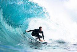 Actividade de Surf con Mission Surf